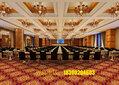 750g青岛尼龙印花地毯厂家、青岛酒店地毯批发图片