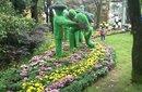 园林仿真绿雕厂家园林仿真绿雕策划实力厂家公司图片