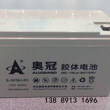 胶体电池12V65AH免维护蓄电池UPS蓄电池