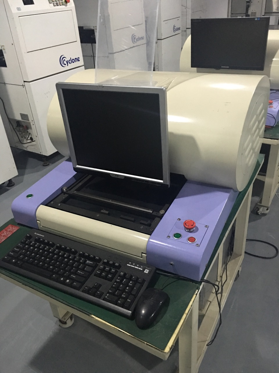 出售来科成NEXSCIENHV-5000TC离线AOI全自动光学检测仪