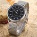 鑫柏琴品牌厂家直销男士高档全自动机械手表圆形防水钢带正品批发