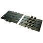 802不锈钢直线输送链板