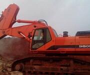 矿山专用挖掘机岩石臂、挖掘机岩石臂鹰嘴臂,汇通重工专业生产厂家直销图片