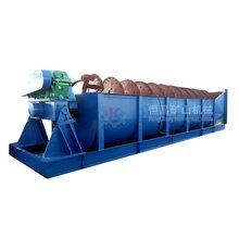 全自动螺旋洗沙机机制砂用洗砂机矿山轮式洗砂机洗砂机生产线图片