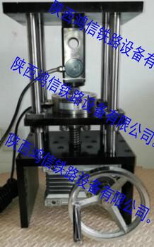 转辙机拉力测试仪校准试验台陕西鸿信铁路设备公司