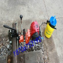 铁路钢轨道岔安装装置打钻孔机陕西鸿信铁路设备有限公司图片