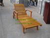 厂家直销木制躺椅木质靠背折叠椅实木沙滩椅