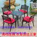 户外铸铝桌椅铸铝花园家具庭院家具阳台桌椅庭院休闲户外家具