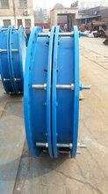 新型SSQP型兩端法蘭式壓蓋式限位伸縮接頭限位伸縮器不銹鋼伸縮節鑄鐵伸縮器圖片