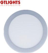 3WLED超薄圆形面板灯面板灯批发厂家,led面板灯厂家/面板灯工厂/面板灯贸易公司图片