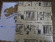 3M216U砂纸汽车底漆干磨砂纸240号-600号砂纸