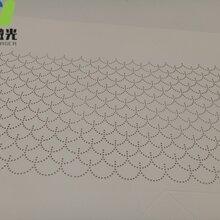 深圳龙岗纸质手提袋白卡纸激光镂空加工-纸制品激光打孔满海激光雕刻