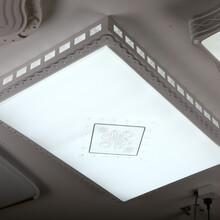 长方形灯具厂家批发客厅灯卧室灯LED现代简约家居亚克力吸顶灯