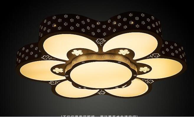 LED吸顶灯外壳图片