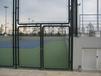 勾花护栏网,体育场围栏,篮球场围栏,足球场围栏