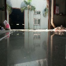 佛山市大沥+丹灶水泥地起灰处理-水泥固化剂地坪施工图片
