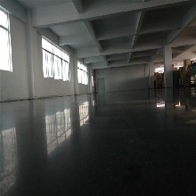 东莞市石龙混凝土地坪施工——石龙混凝土固化处理图片