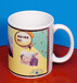 个性杯子设计,马克杯定制,情侣杯子制作,变色杯定制