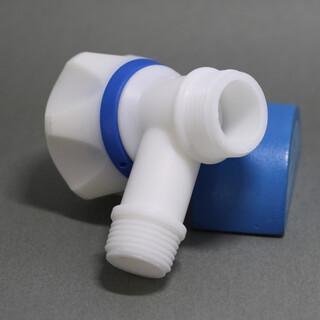 云塑系列塑料角阀塑料截止阀异径角阀西门子洗衣机龙头图片2