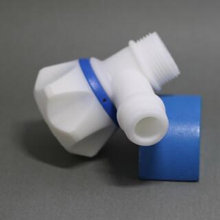 云塑系列塑料角阀塑料截止阀异径角阀西门子洗衣机龙头图片5