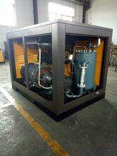 廠家直銷空氣壓縮機螺桿空壓機噴砂設備噴砂機圖片