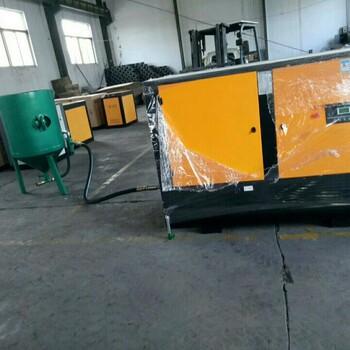 生产喷砂防腐设备喷砂空压机喷浆护坡空压机螺杆空压机