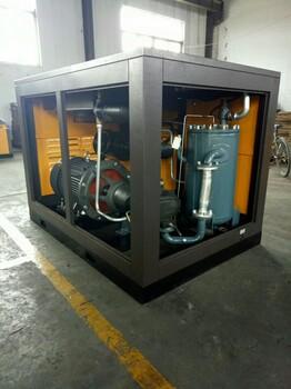 河北省吴桥空压机喷砂设备螺杆空压机喷砂机