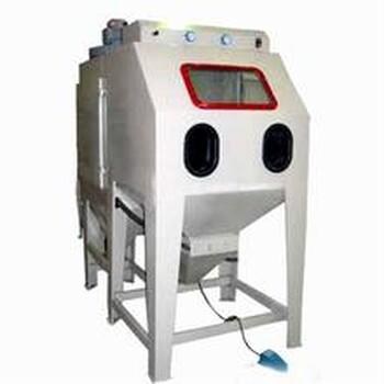河北省吴桥喷砂防腐设备公司现货供应喷砂机喷砂罐喷砂箱