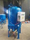 专业生产喷砂防腐必威电竞在线喷砂机喷砂罐喷砂耗材