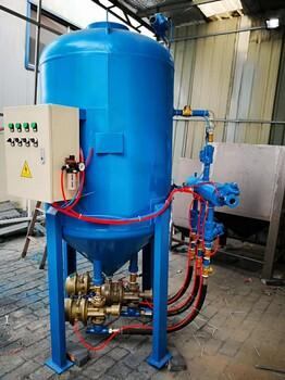 生产喷砂防腐设备喷砂机喷砂房喷砂箱抛丸设备