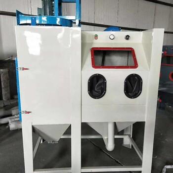 河北省吳橋噴砂設備制造公司噴砂機噴砂罐噴砂房