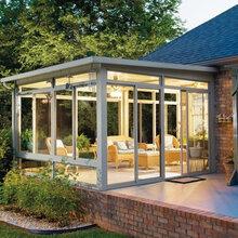 阳光房设计效果图阳光房攻略一体的阳光房装修平台