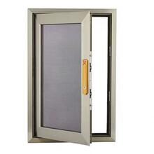 海淀區安裝紗窗訂購金剛網紗窗304不銹鋼紗窗圖片