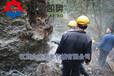 广西南宁大型机载分裂器基坑开挖炮锤打不动用多少钱(江西凯奥)