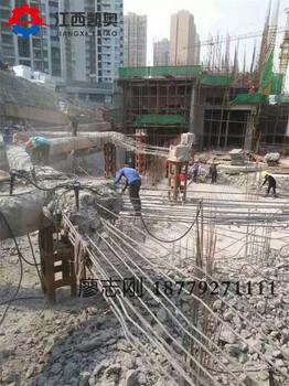 广东东莞岩石分裂器劈石机器设备(江西凯奥)