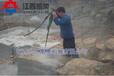 安徽池州大型机载分裂器矿山岩石开矿设备(江西凯奥)