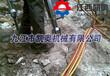 丽水-劈裂机钢筋混凝土砖拆除(江西凯奥)