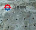 小型岩石劈裂机视频徐州_膨胀剂破石头