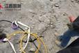 葫芦岛大型劈裂机哪个牌子质量好液压劈裂棒原理