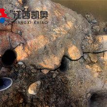 岩石劈裂机多少钱新疆和田