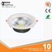 LED照明cob6寸筒灯20W筒灯照明工程筒灯批发厂家直销型号DLV320