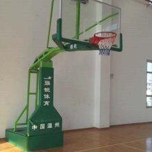 电动液压篮球架-温州篮球架报价-强锐体育