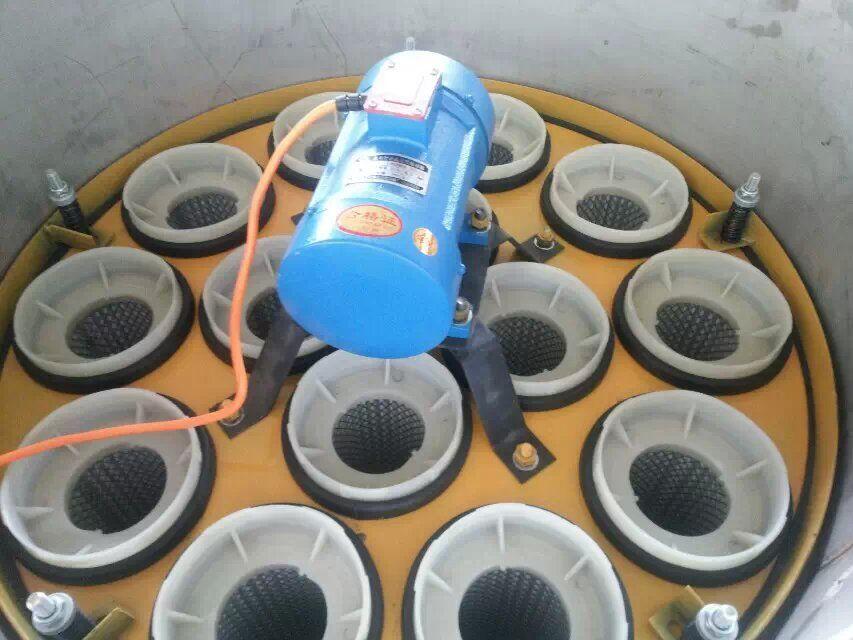 搅拌站除尘器专用振动电机