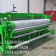 安平厂家直销恒泰全自动电焊网机(网卷机)PVC电焊网机铁丝网电焊机价格图片