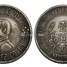 近年孙中山开国纪念币成交价格