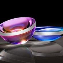 精密UV(紫外)熔融石英非球面透镜