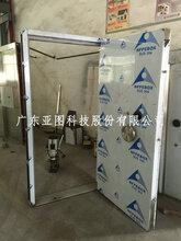 广东珠海防爆抗爆门厂家,中山双开防爆门规格品牌图片