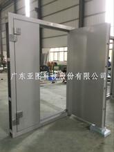 供應山東工業抗爆門80mm厚鋼質抗爆門廠家圖片