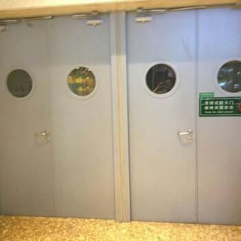 防火钢质隔音门电影院隔声门
