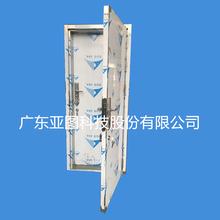 优游注册平台厂不锈钢防盗门品质,防盗安全门质量图片